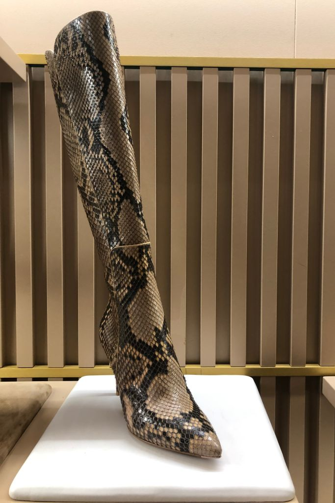 milan-fashion-week-fall-2019-python-boot-trend-gianvito-rossi