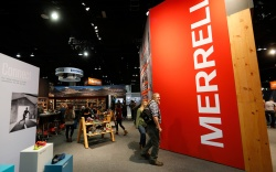 Outdoor Retailer and Snow Show, Merrell.