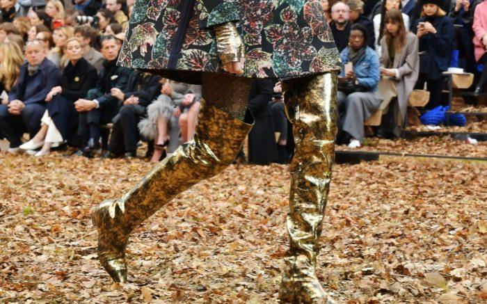 Chanel show, Runway, Fall Winter 2018, Paris Fashion Week, France – 06 Mar 2018