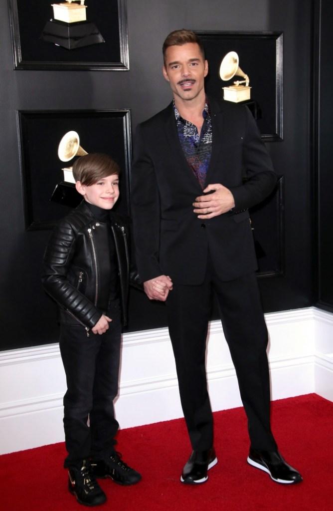 Ricky and Matteo Martin, grammys