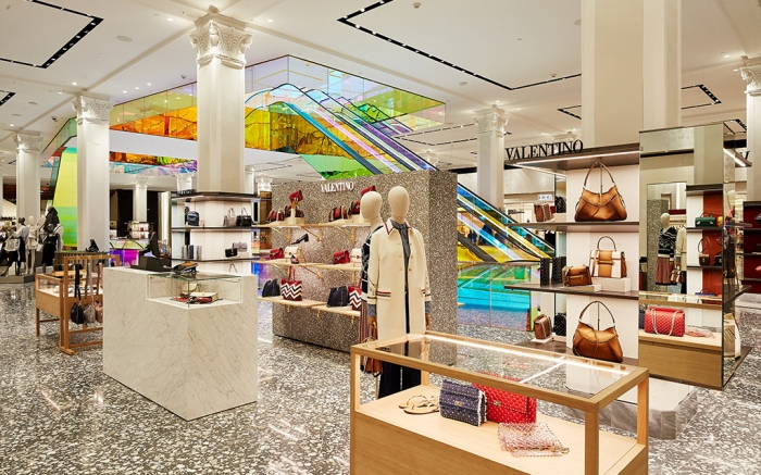 Saks Fifth Avenue flagship main floor