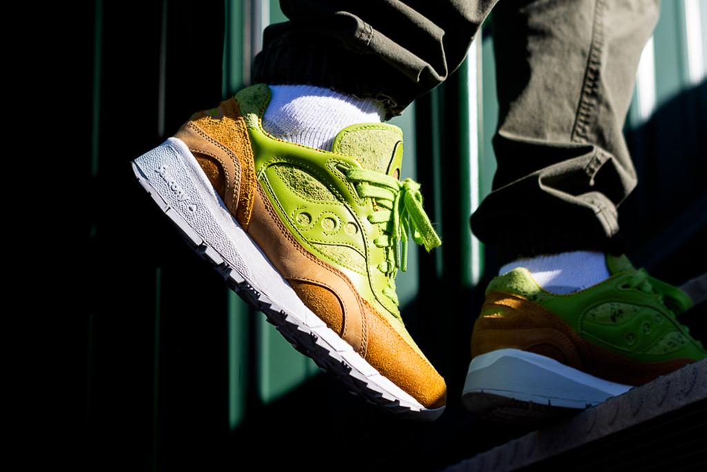 Saucony Originals Shadow 6000 'Avocado