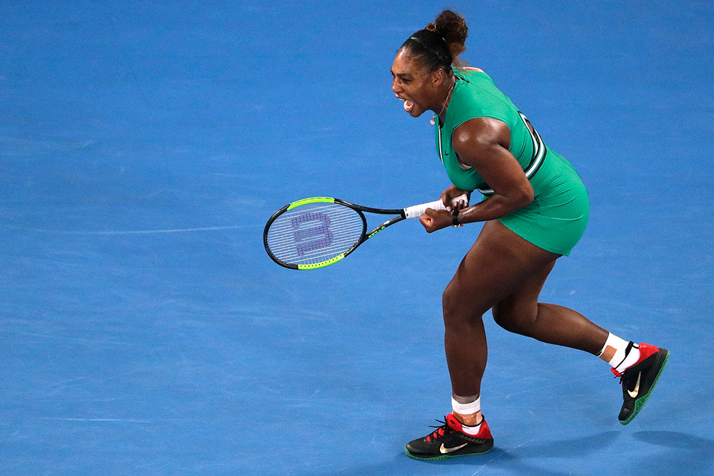 Serena Williams X Nike Commercials Ads That Captivated You Footwear News