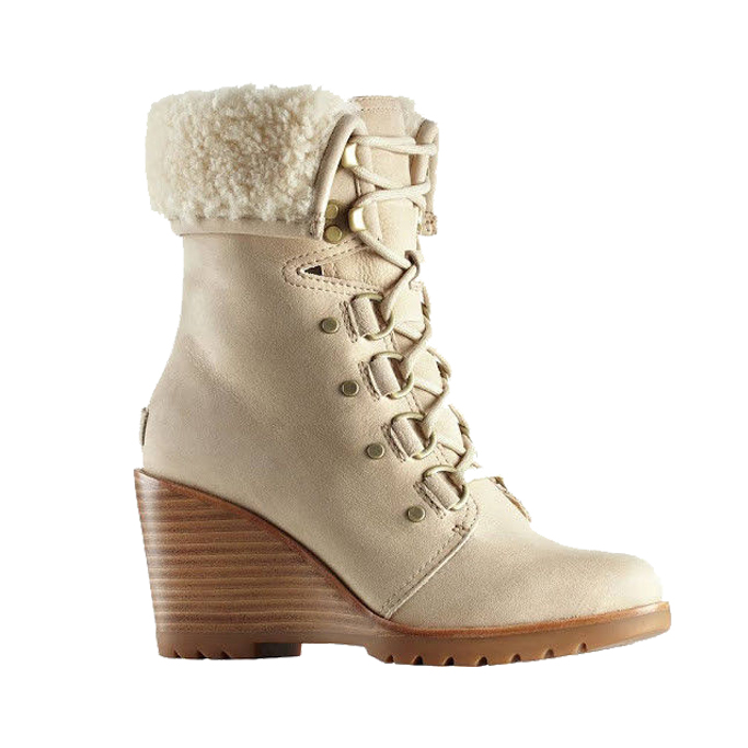 Women's Sorel After Hours Lace Shearling