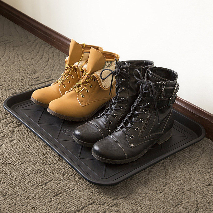 Stalwart 75-ST6013 All Weather Boot Tray