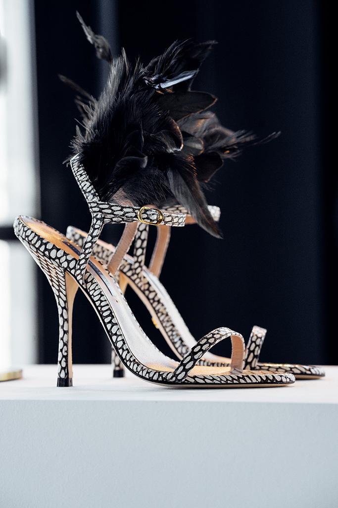 stuart weitzman, fall 2019, milan fashion week