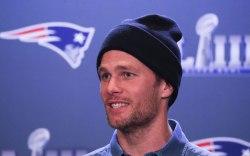 Tom Brady, super bowl 53, press