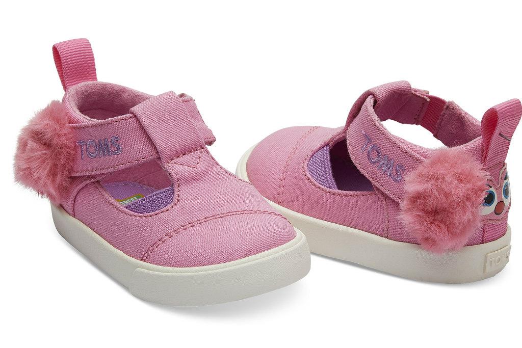 toms shoes, sesame street, abby cadabby