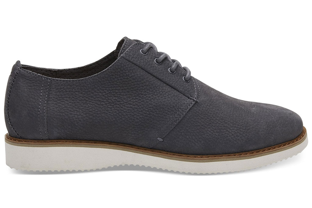 Toms forged iron dress shoes
