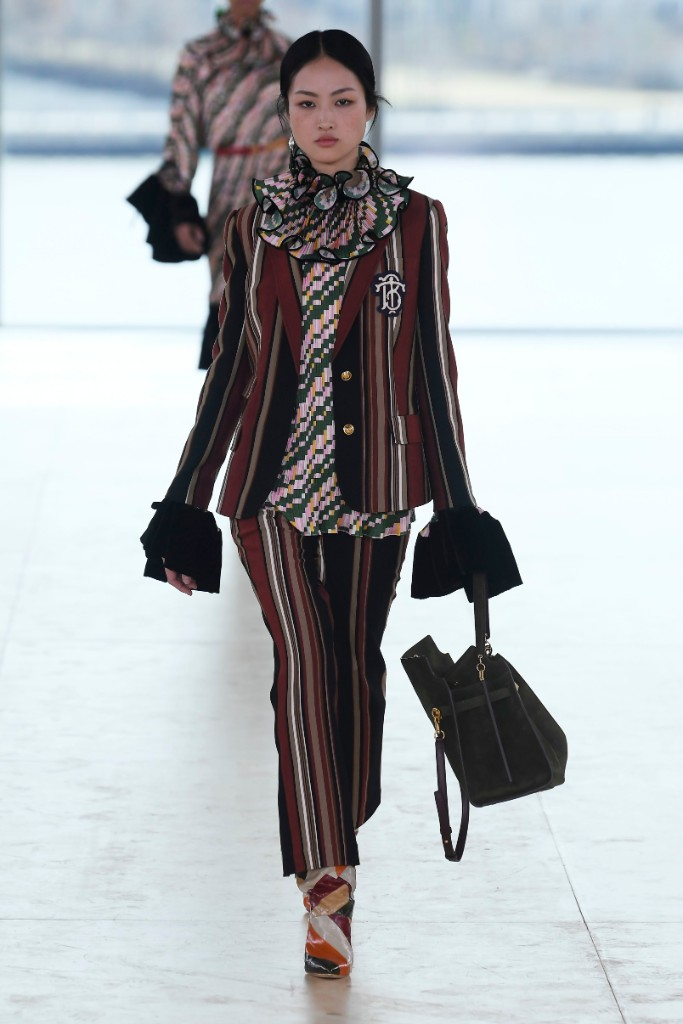Tory Burch, fall 2019, runway, nyfw