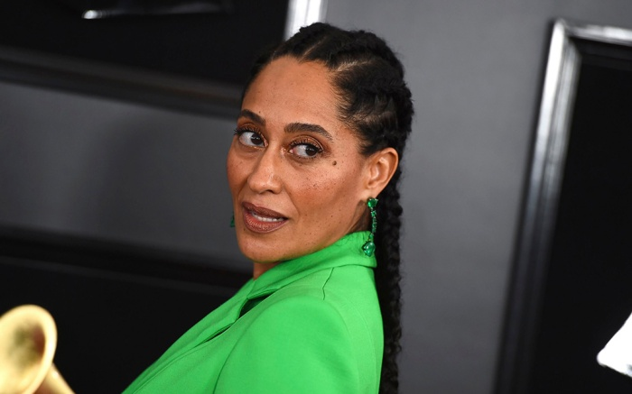 Tracee Ellis Ross arrives at the 61st annual Grammy Awards at the Staples Center, in Los Angeles61st Annual Grammy Awards - Arrivals, Los Angeles, USA - 10 Feb 2019
