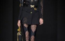 Versace Fall '19 at Milan Fashion Week