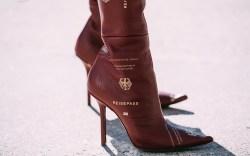 vetements, boots, nyfw, street style,