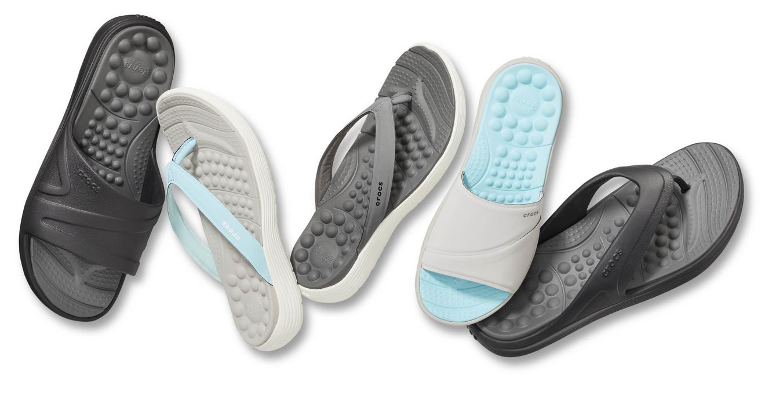 Crocs Reviva Shoes: Lightweight Sandals