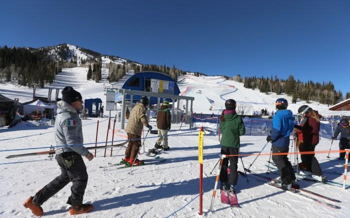 skiiers utah