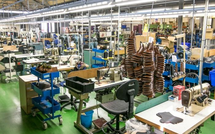 Dr. Martens Northampton factory
