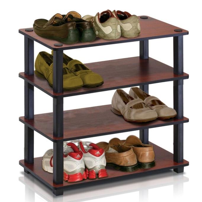 rebrilliant shoe shelf, shoe shelves