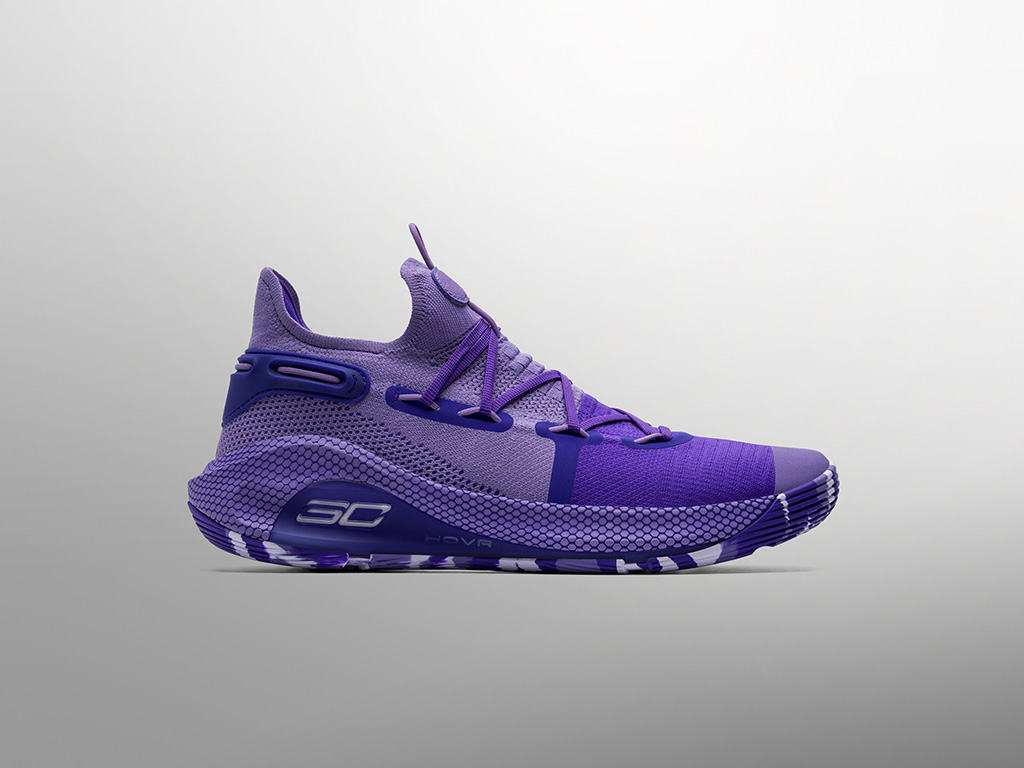 The UA ICON Curry 6 United We Win sneaker
