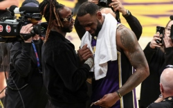 lakers, 2 chainz, lebron james