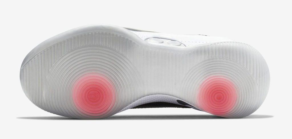 Nike Adapt BB 'Dark Gray' Sole