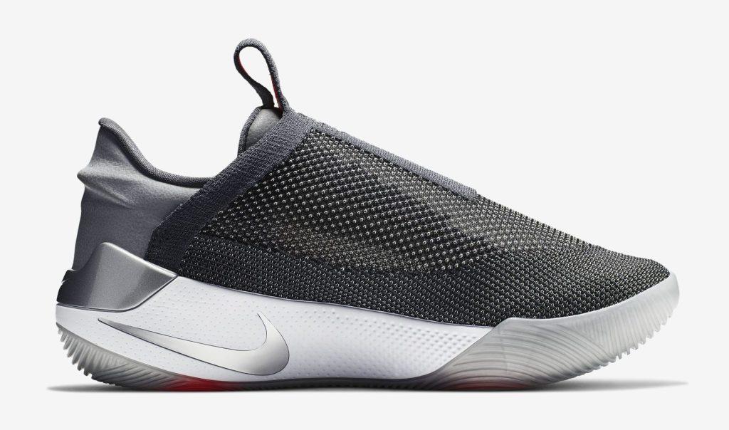 Nike Adapt BB 'Dark Gray' Medial
