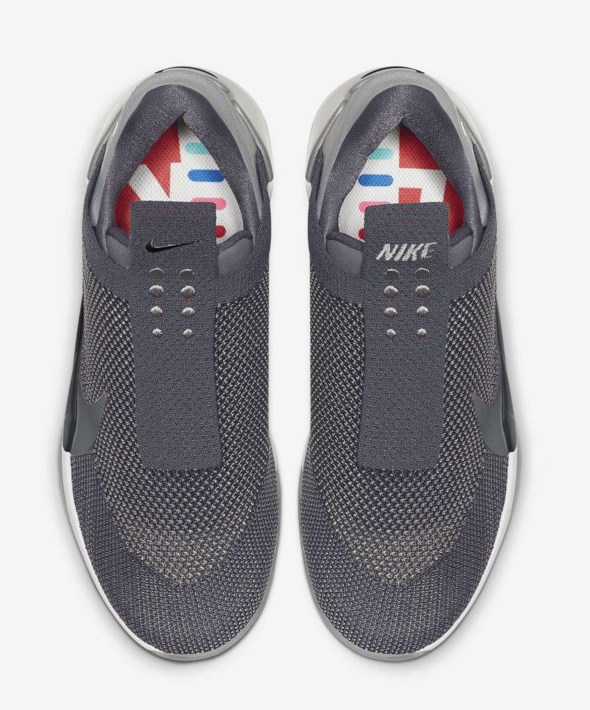 Nike Adapt BB 'Dark Gray' Top