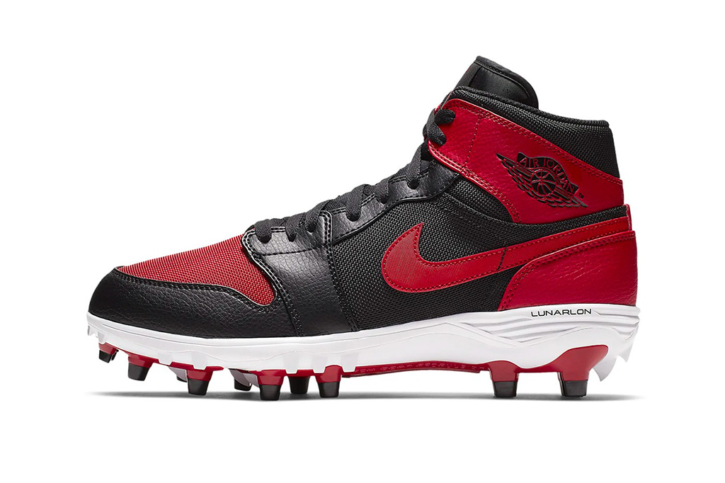 Air Jordan 1 Cleats Are Coming From the