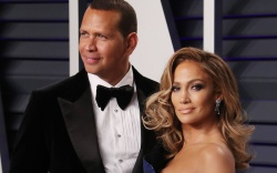 J-Lo and A-Rod Are Twinning in