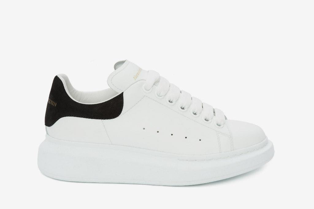 alexander mcqueen, oversized sneakers