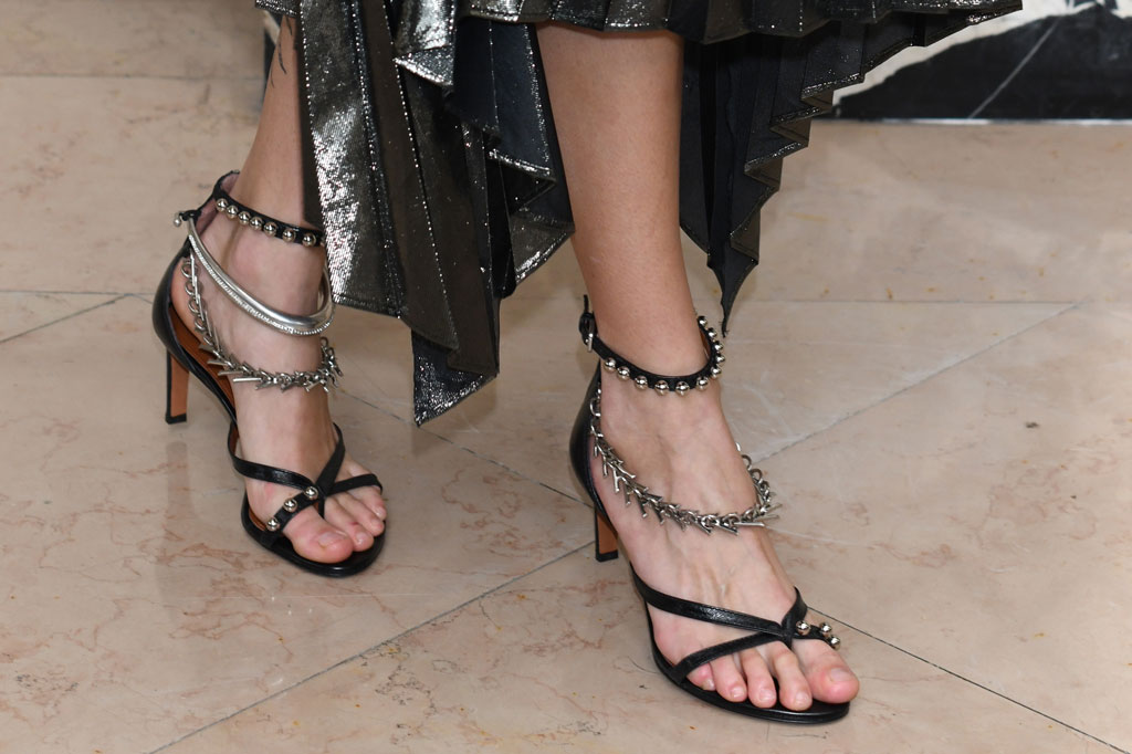 Altuzarra , pfw, strappy sandals, fall 2019