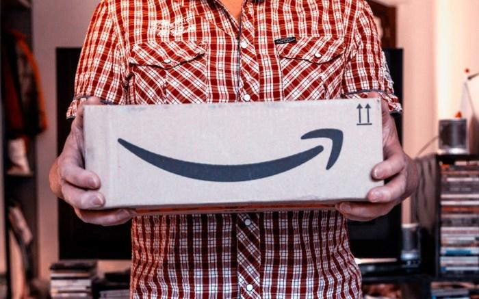 Amazon Prime logistics