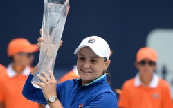 Ashleigh Barty, Miami Open, 2019, winner