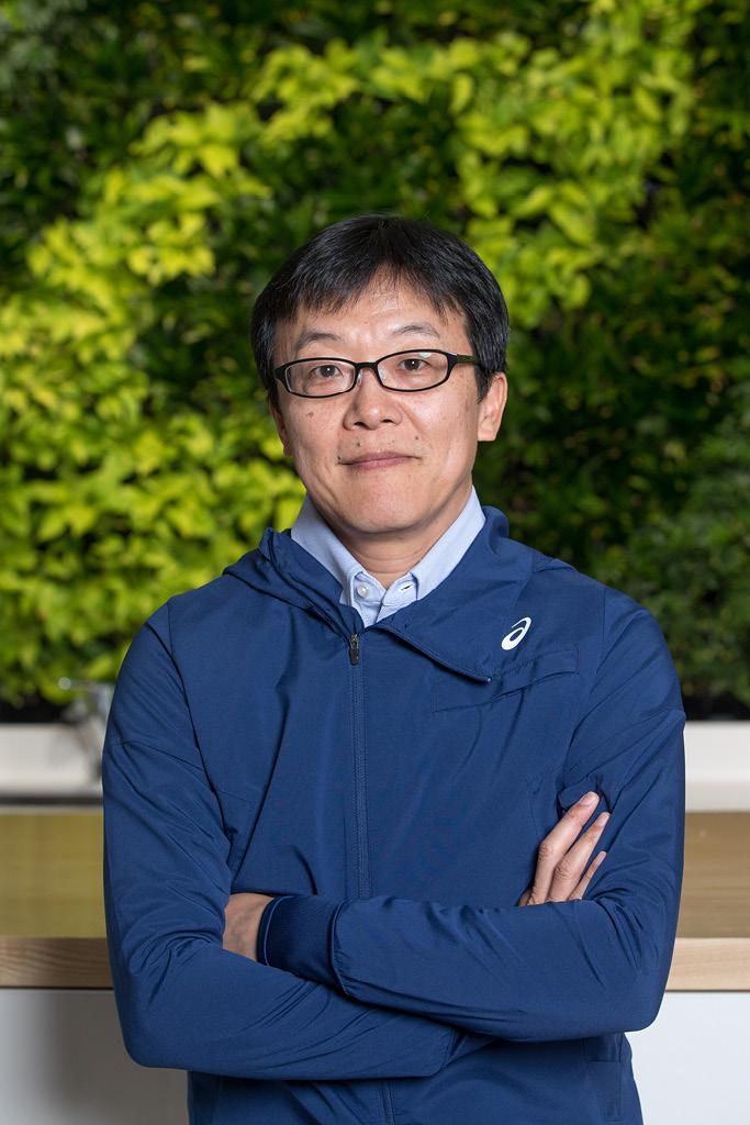Asics Koichiro Kodama
