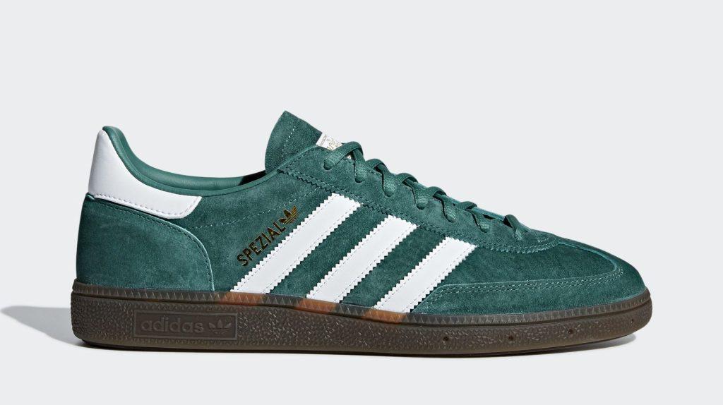 Adidas Spezial Handball 'St. Patrick's Day' 2019 Collection