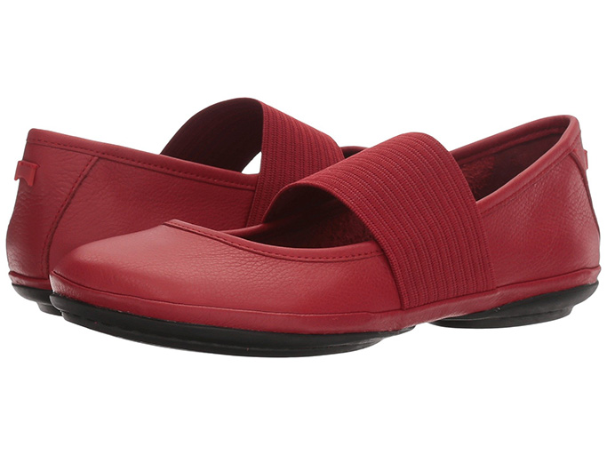 Camper Right Nina shoes, red