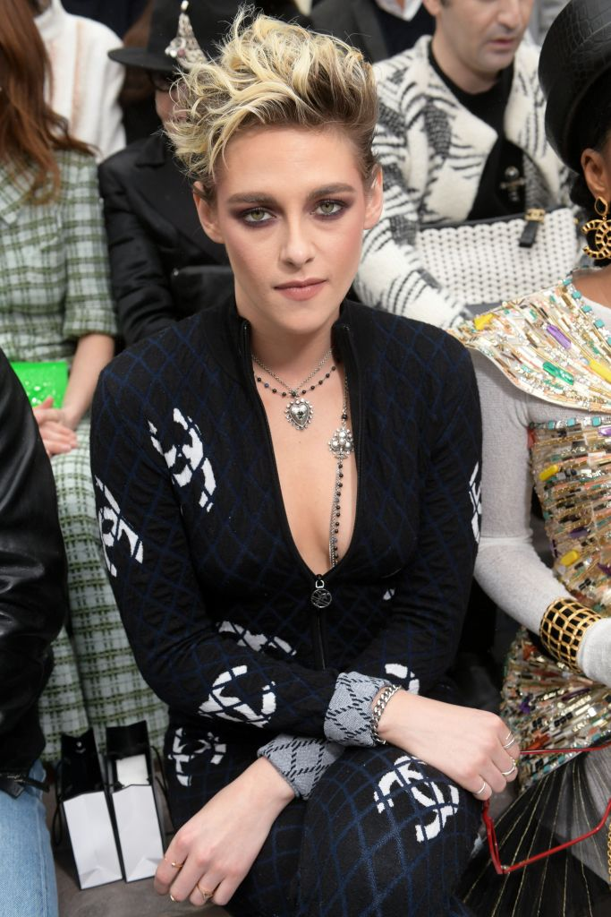 Kristen Stewart in the front rowChanel show, Front Row, Fall Winter 2019, Paris Fashion Week, France - 05 Mar 2019