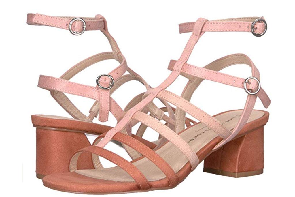 Chinese Laundry Monroe heeled sandals