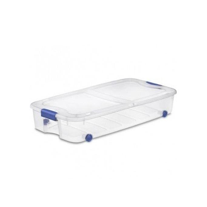 WorldGoodsCorp Plastic Storage Bin