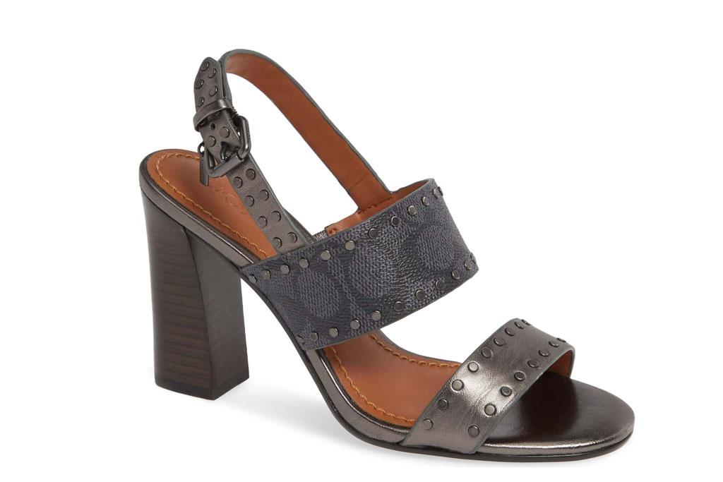 Coach Rylie sandal.