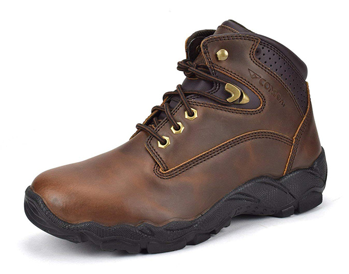 Condor Idaho 6-inch Steel Toe Boot