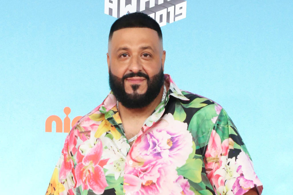 DJ Khaled, red carpet, nickelodeon, kids choice awards