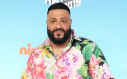 DJ Khaled, red carpet, nickelodeon, kids