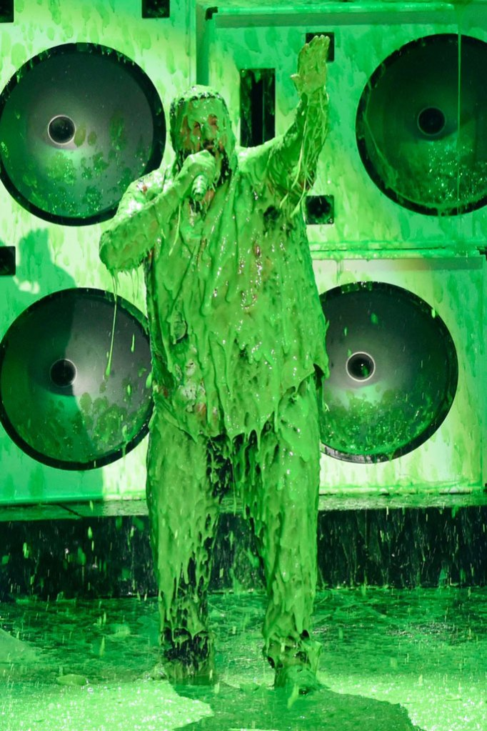 dj khaled, kids choice awards, nickelodeon, host, slime