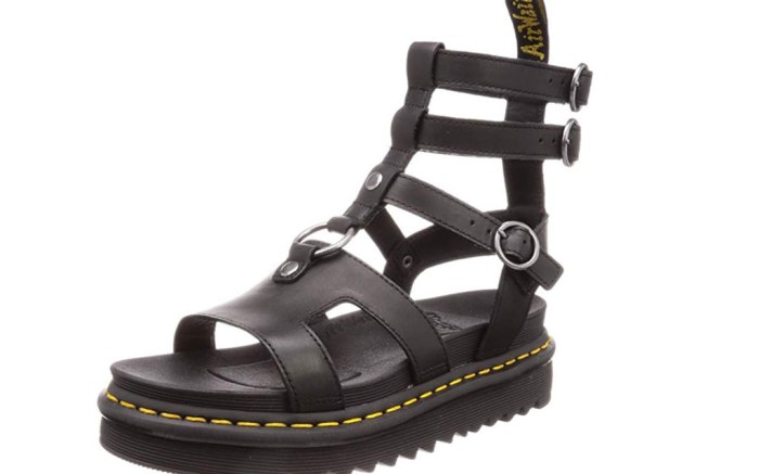 Dr. Martens women's Adaira sandals.