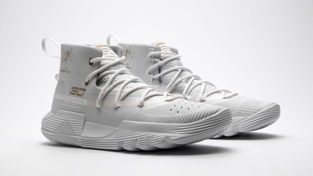Under Armour Curry 3Zero II Mid 'Create Chaos'
