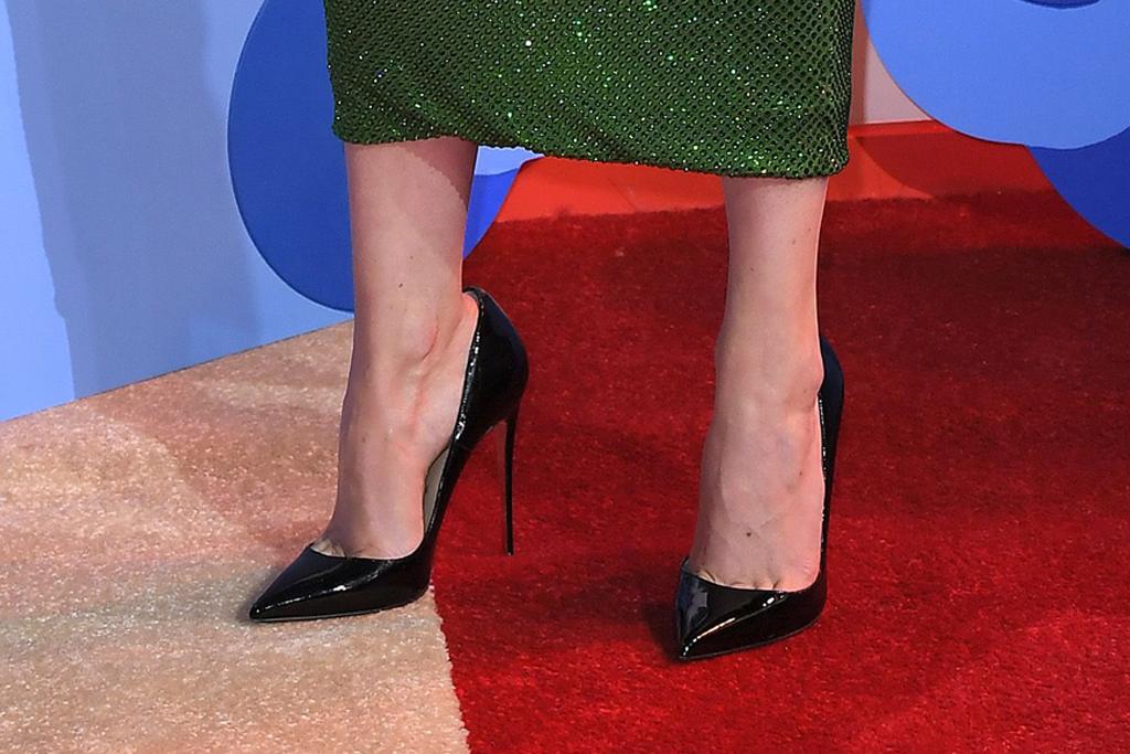 eva green, louboutin heels, louboutin, dumbo