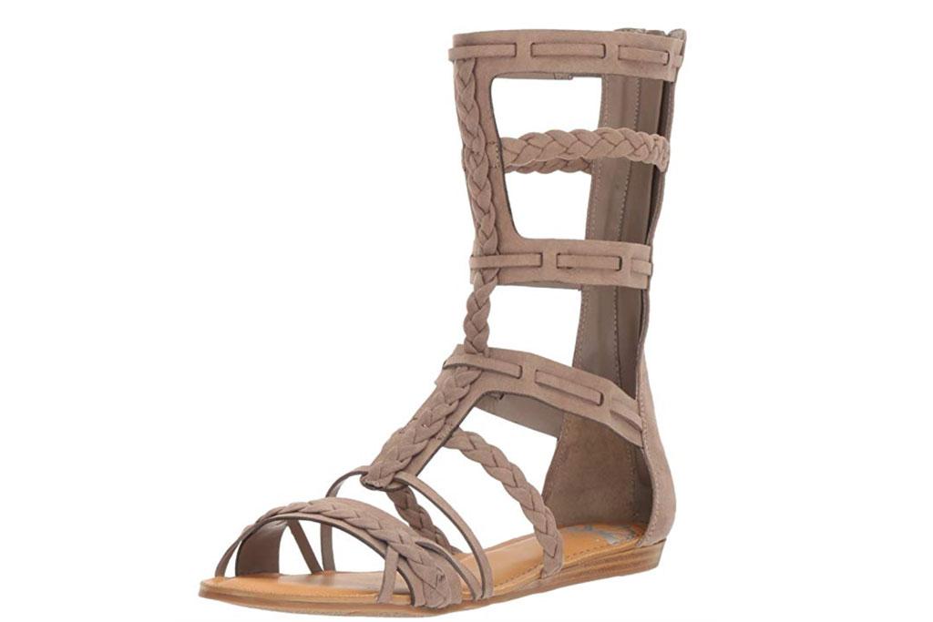 Fergalicious women's Zaille sandals