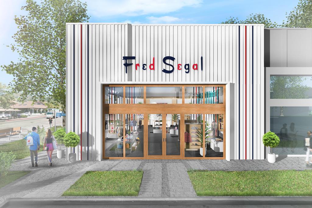 Fred Segal Malibu Store