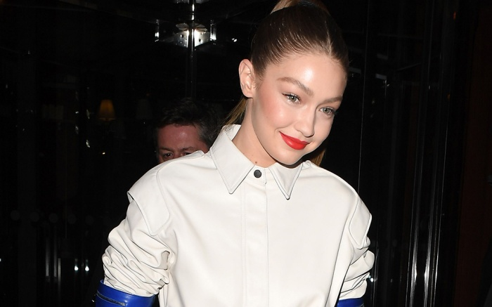 Gigi Hadid out and about, Paris Fashion Week, France - 01 Mar 2019