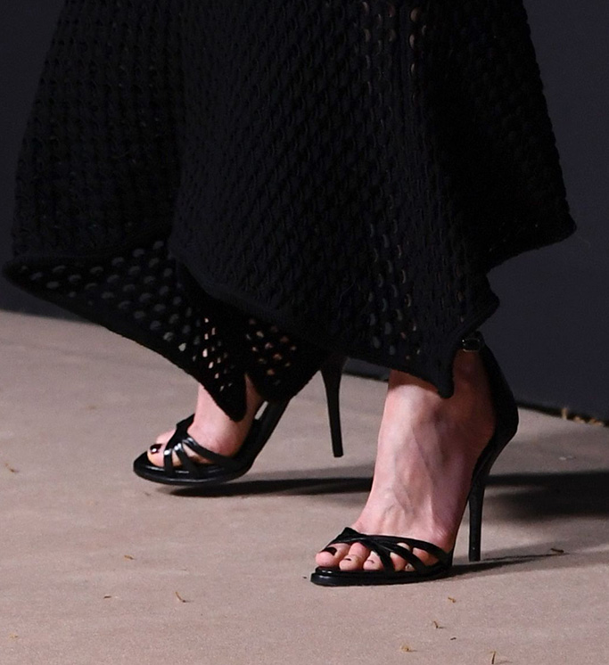 Rosamund Pike, Givenchy show, Arrivals, Fall Winter 2019, Paris Fashion Week, France - 03 Mar 2019